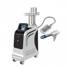 PALLADIUM CRYOLIPOLYSIS APPARATUS WITH ELECTROPORATION AND ESWT