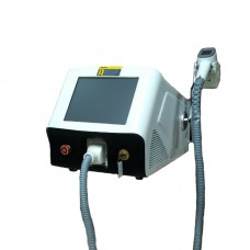 Three-wave laser MARYAH for hair removal and skin rejuvenation