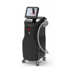 Microchannel diode laser for hair removal STARLASER