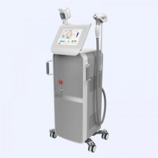 Di TRAVIATA diode laser for hair removal with 755, 808, 1064 nm radiation