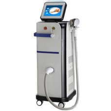 D-50 laser diode laser for hair removal with 755, 808, 1064 nm radiation foto