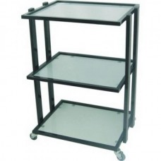 Cosmetic trolley S-2 BLACK