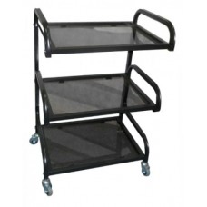 Cosmetic trolley S-3 BLACK