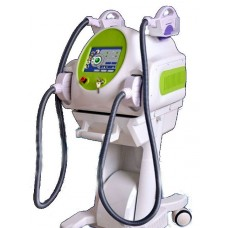 DEVICE FOR PHOTOEPILATION SHR IPL LASER foto