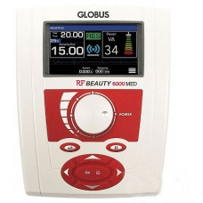 RF BEAUTY 6000 FULL VERSION EQUIPMENT DIATHERMY CAPACITIVE AND RESISTIVE