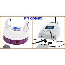 Cavitation + Monopolar RF COMBO kit Special price