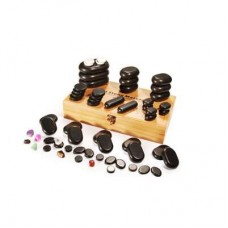 Set of stones for stone therapy UMS-60TC