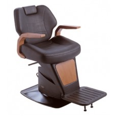 Hairdressing armchair ALFA WOOD
