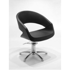 Hairdressing armchair CARUSO + LUNA BLOCK