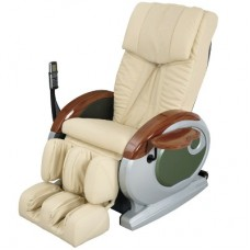 Massage chair DELUXE LEATHER foto