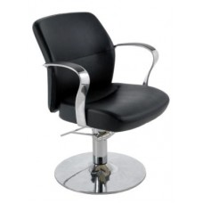 Hairdressing armchair NAVONA + TERRA BLOCK