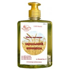 MASSAGE OIL of wheat germ, 500 ml