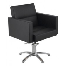 Hairdressing armchair RIALTO + LUNA BLOCK