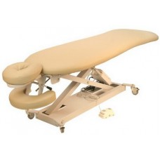 A massage table foto