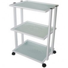 Cosmetic trolley S-2 WHITE