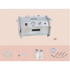 Apparatus for crystal and diamond microdermabrasion 2 in 1 AS-910