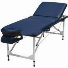 The massage table SM-8 without a cutout for the face foto