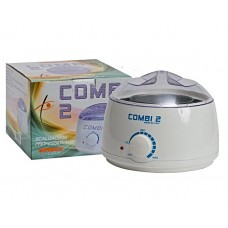 COMBI 2 Scaldacera vessel melt wax foto
